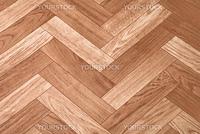 Nice shot of a wood pattern linoleum