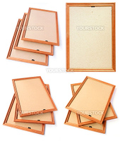 wooden frame for photography and pictures