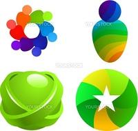 community logo elements