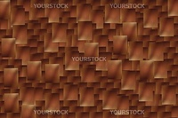 Abstract brown  mosaic background or wallpaper pattern