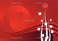 Vector background for valentine and other holidays or events.