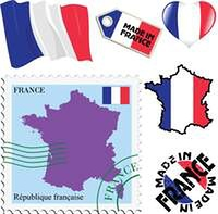 national colours of France