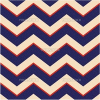 seamless patriotic zig zag stripes background
