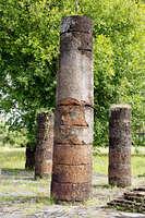 Sukhothai pillar, Sukhothai Historical Park, former capital city