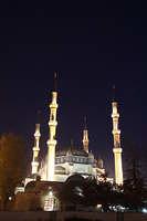 Selimiye Mosque from Edirne, Turkey