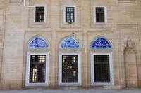 Windows of Selimiye Mosque, Edirne, Turkey