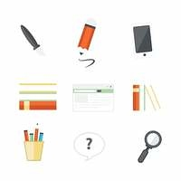 office icons design
