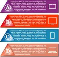 Elements of infographics, vector illustration.