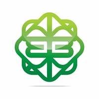 logo lettermark b Combination