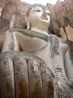 Buddha in Sukhotai, Thailand