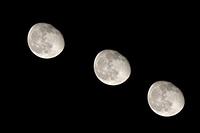 3 x Mond