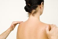Diagnose einer Schulterfehlstellung