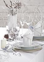 Hochzeitstisch Winter