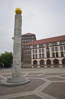 Peace pillar