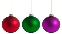 Smooth Christmas Balls