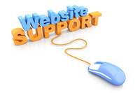 Website support