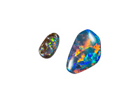 Zwei Opale