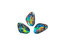 Drei Opale