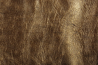 Gold leather, a background or texture
