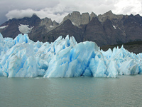 Glaciar Grey Gletscher
