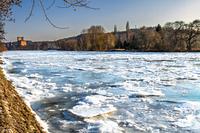 Eiszeit am Main in Ochsenfurt