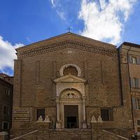 Vorderfassade der Chiesa San Domenico