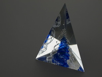 Paperweight - Pyramide