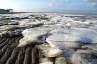 Eis Watt Nordsee