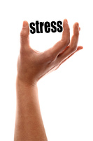 Smaller stress