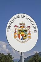 Staatswappen Liechtenstein