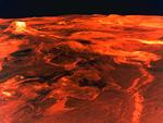 金星(CG)(NASA提供)