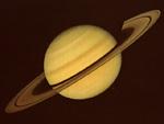 土星(NASA提供)