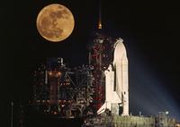 コロンビア号(NASA提供)