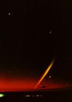 イケヤセキ彗星(NASA提供)