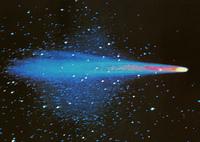ハレー彗星(NASA提供)