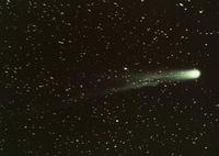 彗星(NASA提供)