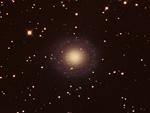 ペガサス座の銀河(NASA提供)