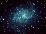 星雲(NASA提供)