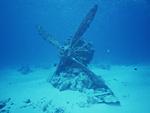 海底のプロペラ