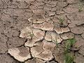 地面の亀裂