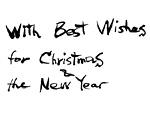 クリスマス・メッセージ