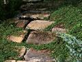 タイトル:石畳