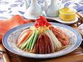 冷やし中華麺