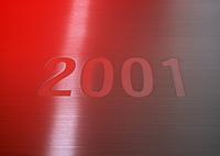 2001年イメージ