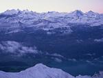 ベルナーオーバーラント山群