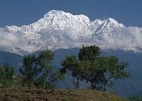 アンナプルナ山群