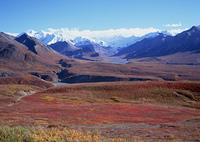 アラスカ山脈