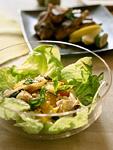 クスクスと焼き野菜のサラダ