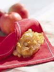 リンゴのベニエ